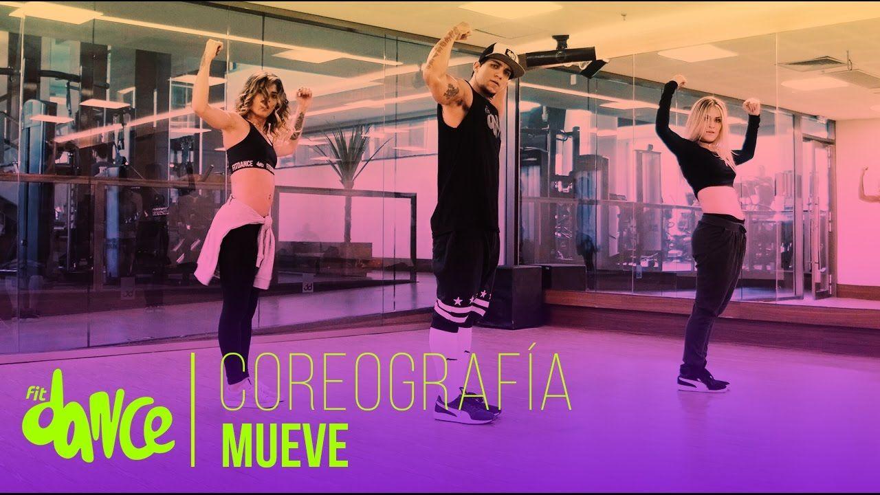 Mueve Abraham Mateo Coreografía Fitdance Life Zumba Videos Dance Workout Zumba Kids