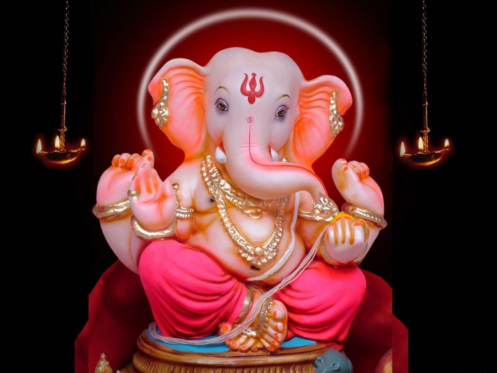 Hd wallpaper ganesh ji - Get Ncdex Sure Shot Tips From Mrisecurities Happy Ganesh Chaturthi Ganesh Wallpaperhd