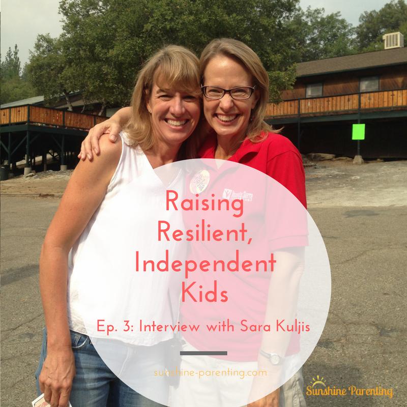 Sunshine Parenting Podcast Ep. 3