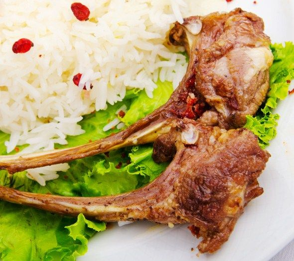 Grilled lamb chops, Grillatut karitsankyljykset, resepti – Ruoka.fi