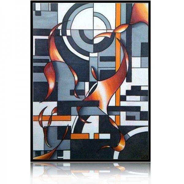"""Populaire Tableau géométrique """"Esprit anarchique""""   dessin   Pinterest  JF31"""