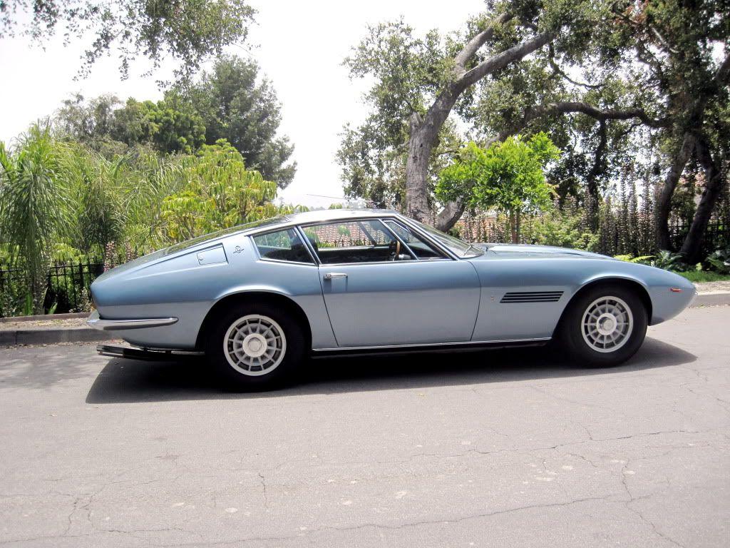 1969 maserati ghibli 4.7 Maintenance/restoration of old/vintage ...