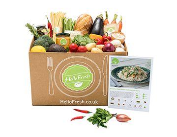 Order the hellofresh veggie recipe box and get vegetarian recipes food forumfinder Images