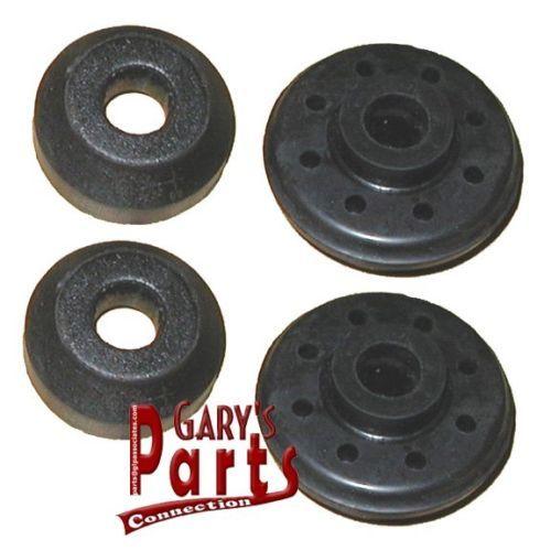 Engine-Motor-Mounts-L-amp-R-Ford-PICKUP-292-cid-1957-58-59-60-61-62-63-64-65