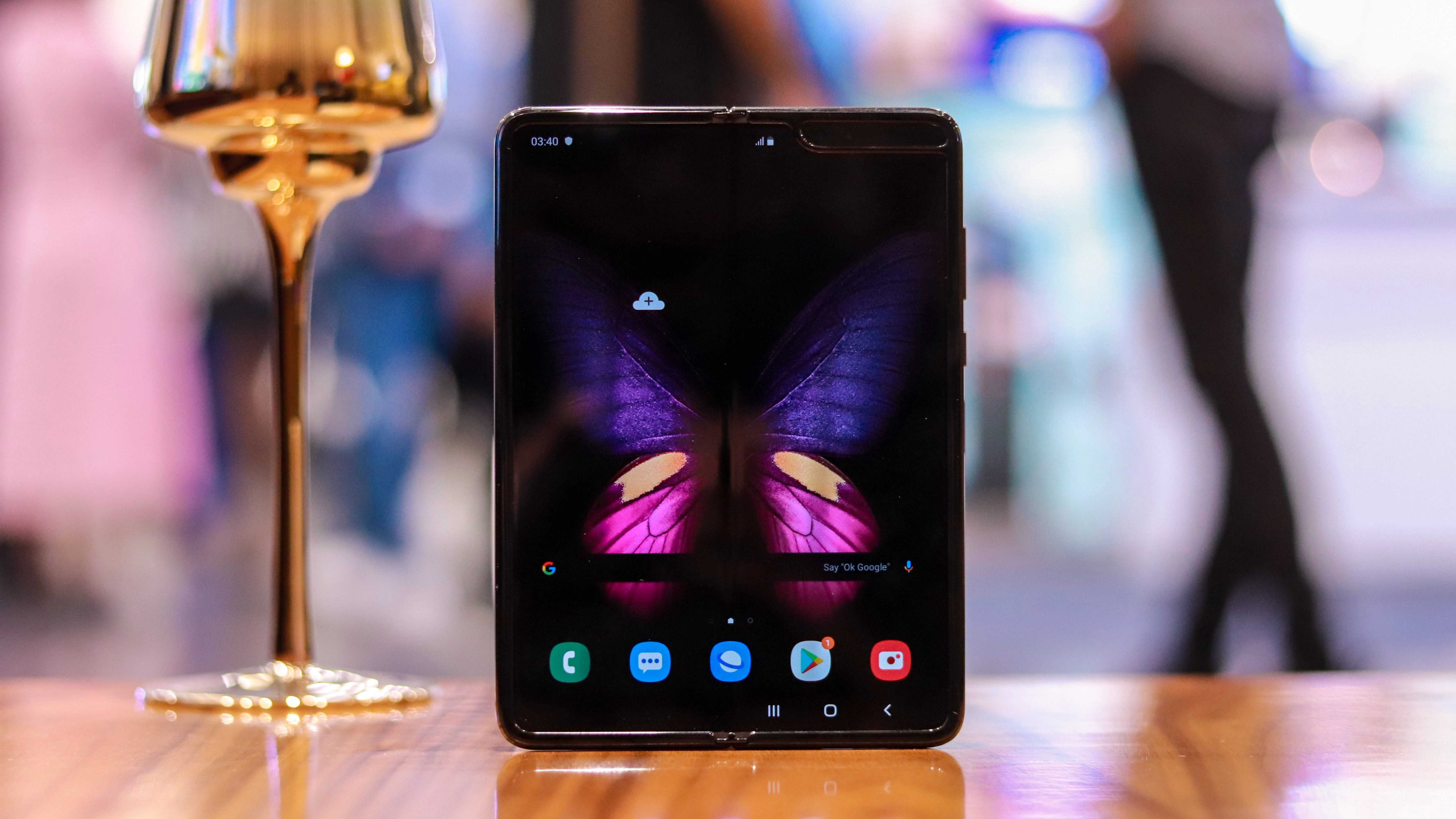 Samsung Galaxy Fold Is Not Perfect But It Revives My Faith In Foldables Samsung Galaxy Samsung Galaxy