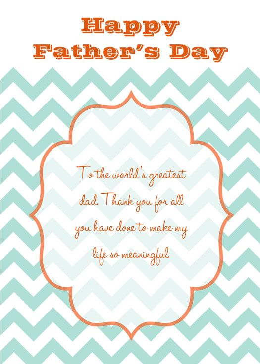 Free Editable Father S Day Card Via Charming Ink Fathers Day Cards Happy Fathers Day Fathers Day