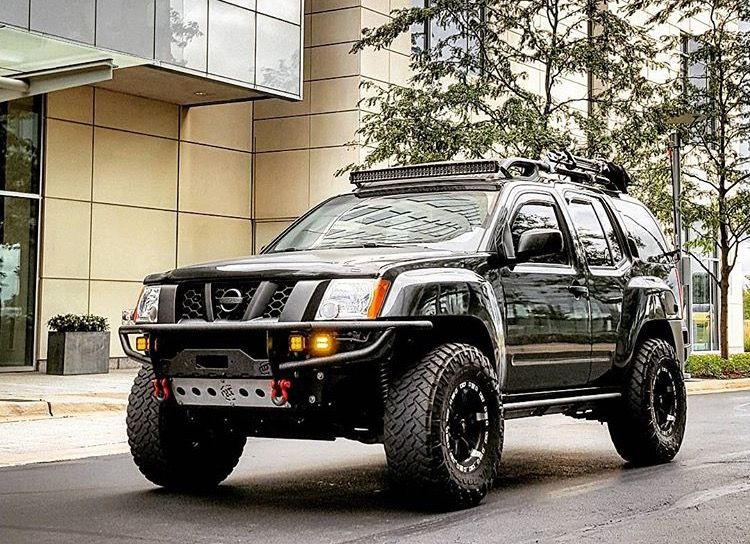 great looking xterra 2 nissan navara pinterest. Black Bedroom Furniture Sets. Home Design Ideas