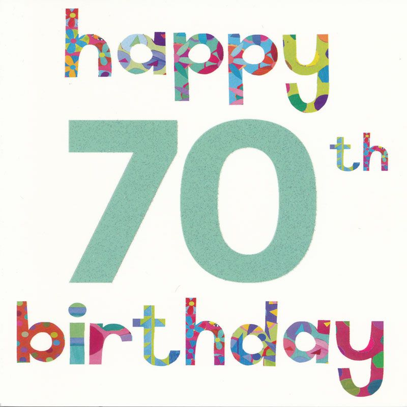 70th birthday Google Search birthday bash Pinterest – Happy 70th Birthday Cards