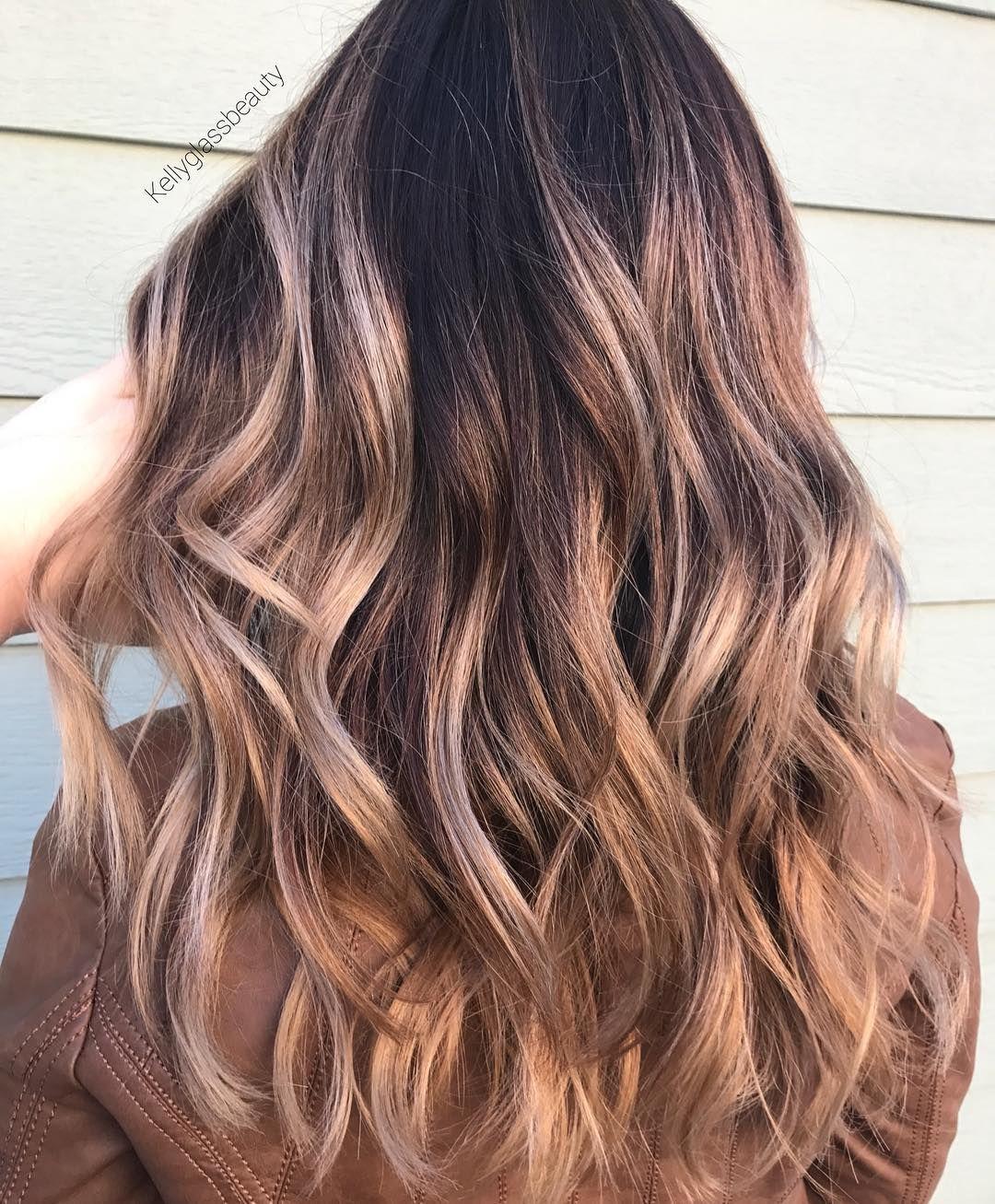 70 Flattering Balayage Hair Color Ideas For 2020 Hair Color Balayage Balayage Hair Balayage Hair Rose