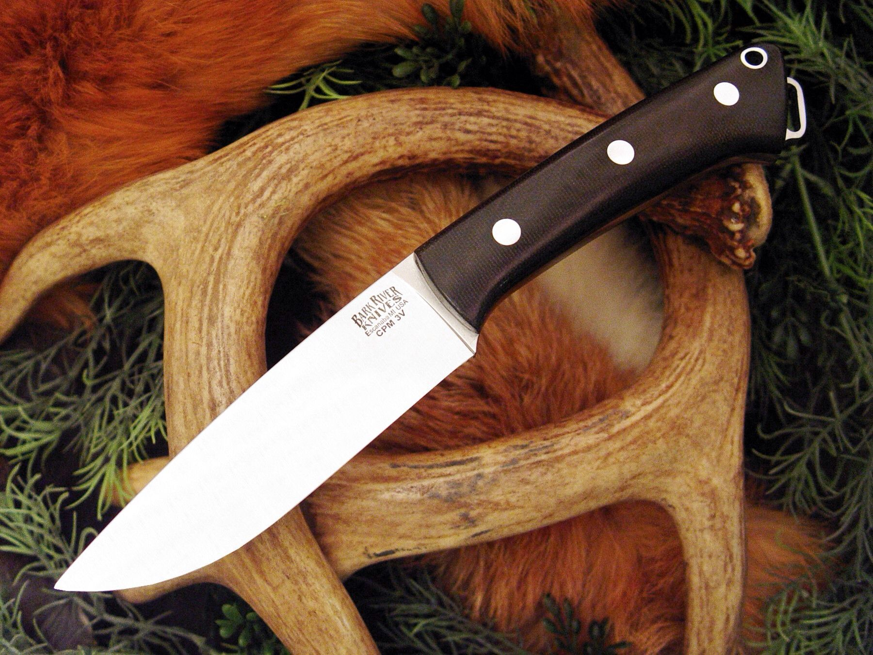 bark river knives beautiful knife design pinterest knives