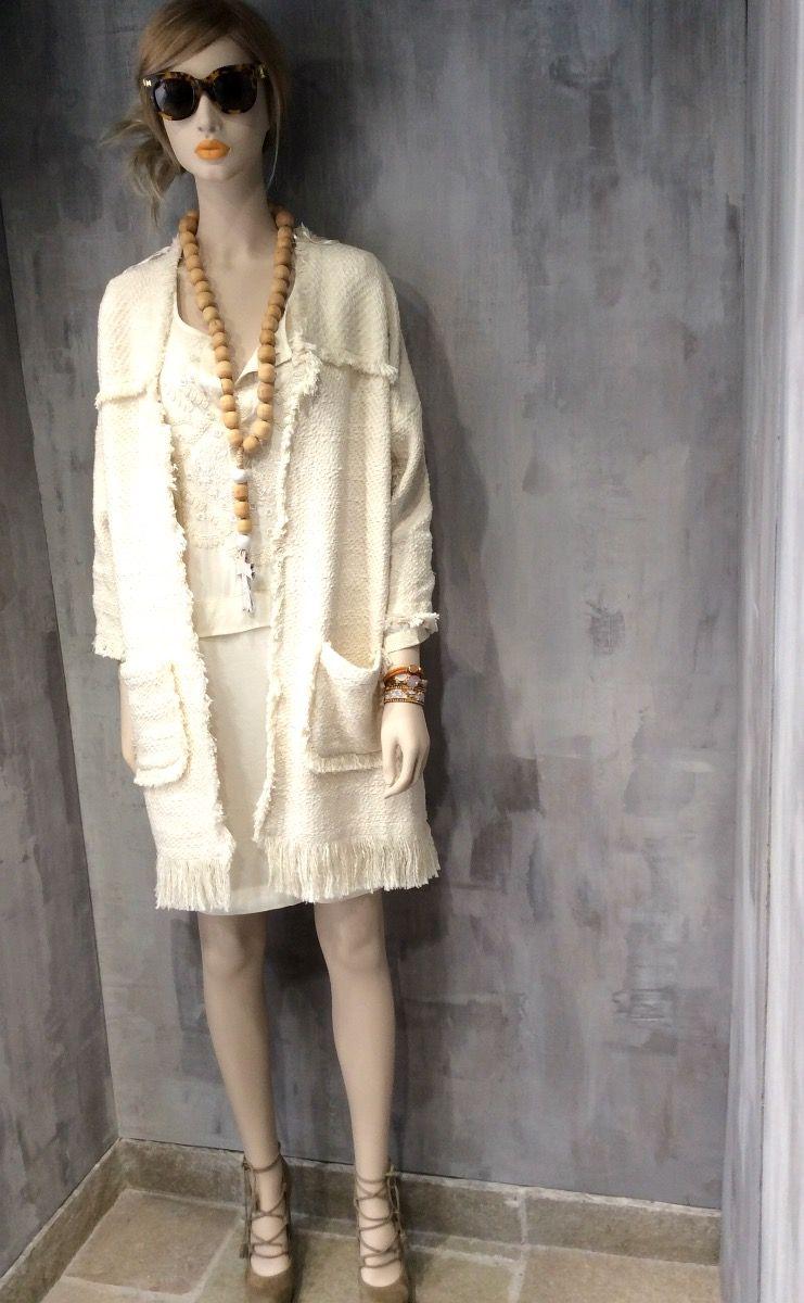 Stella forest dress white.