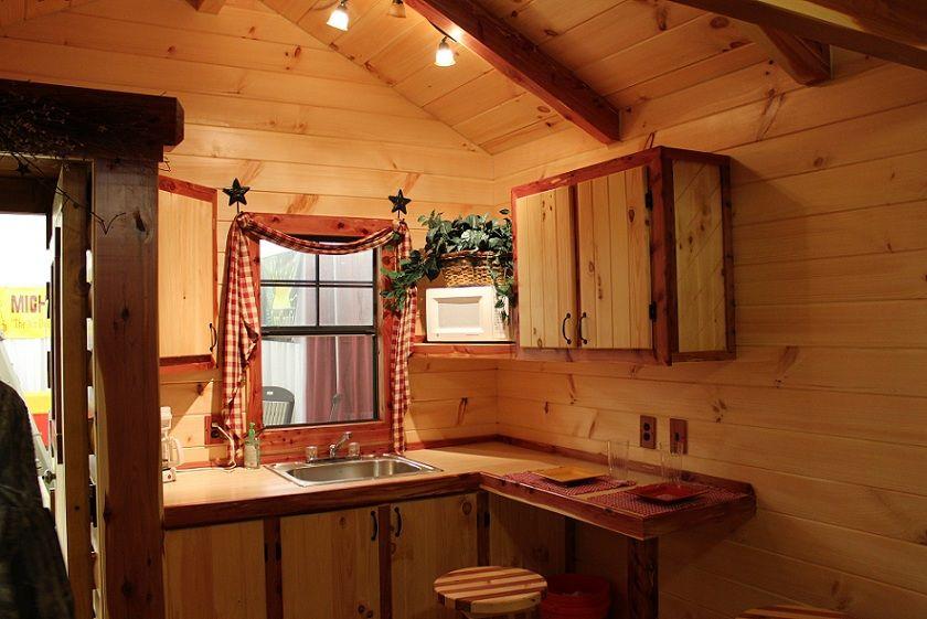Cute Little Log Cabin Interior Log Cabin Interior