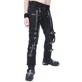 1ab284fbeba Dead Threads punk bondage trousers