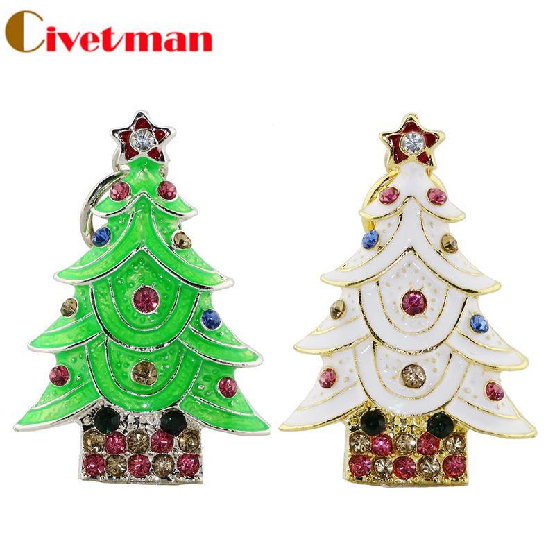 Bulk pen drive Christmas Tree gift 4gb 8gb 16gb 32gb 64gb christmas