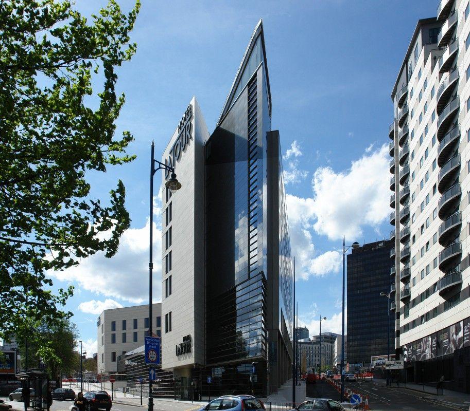 Hotel La Tour Birmingham Php Architects