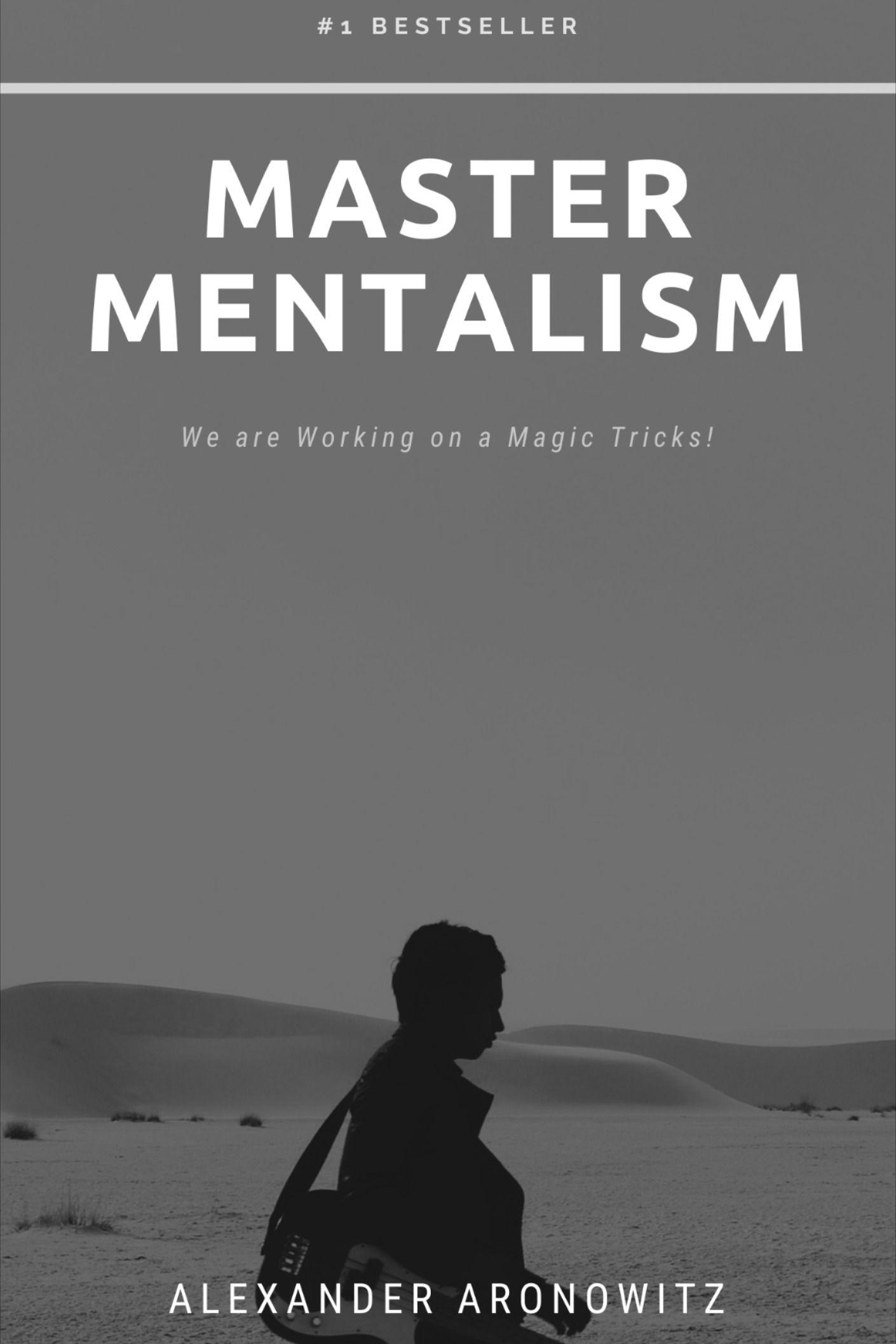 Master Mentalism Magic Tricks In 2020 Learning Time Magic Tricks Magic