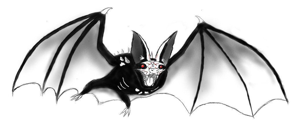 OC Bat Grimm (RWBY) by AlphamusPrime deviantart com on @DeviantArt