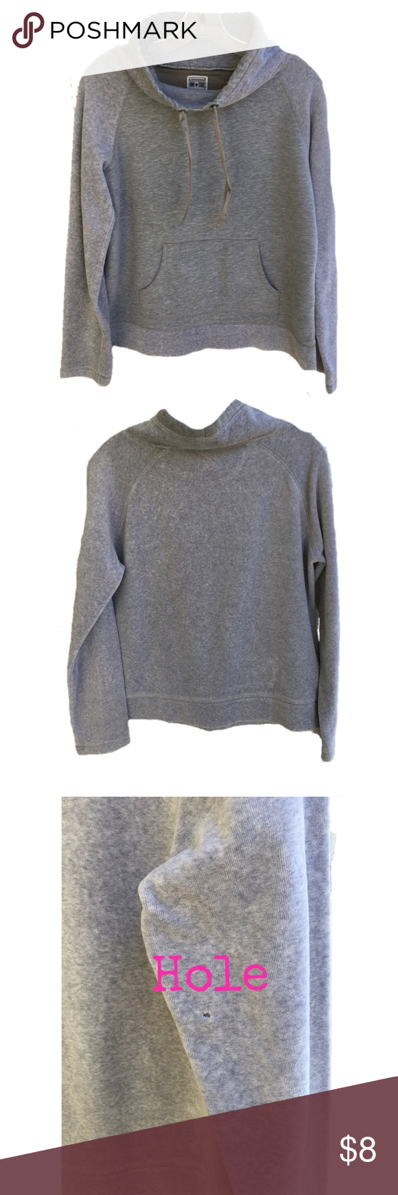 Converse One Star Cowl Neck Sweater | Cowl neck, Converse and ...