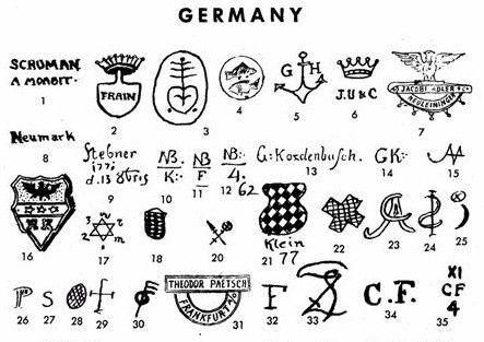 dating nymphenburg porcelain marks indische single frauen in deutschland