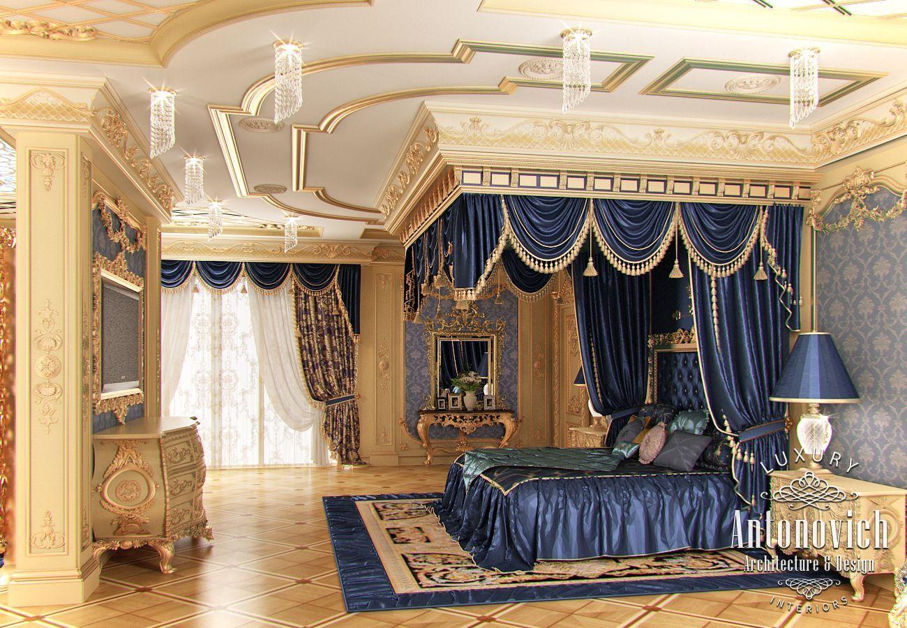 Best Luxury Antonovich Design Uae Bedroom Design From Kateryna 400 x 300