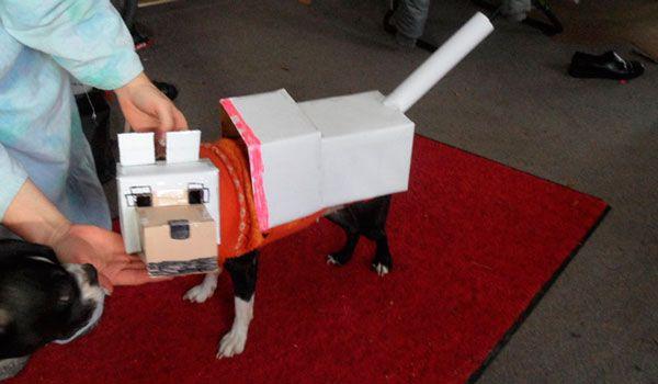 15 Ideas para hacer tu disfraz de Minecraft MineCrafteo Hombre - minecraft halloween costume ideas