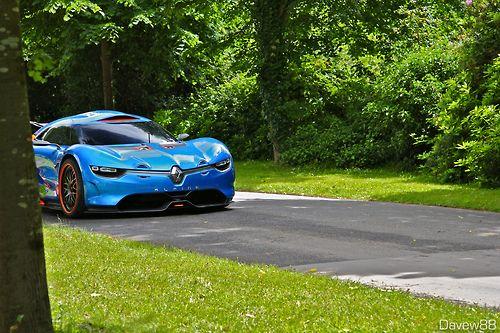 carmonday:  Renault Alpine A110-50