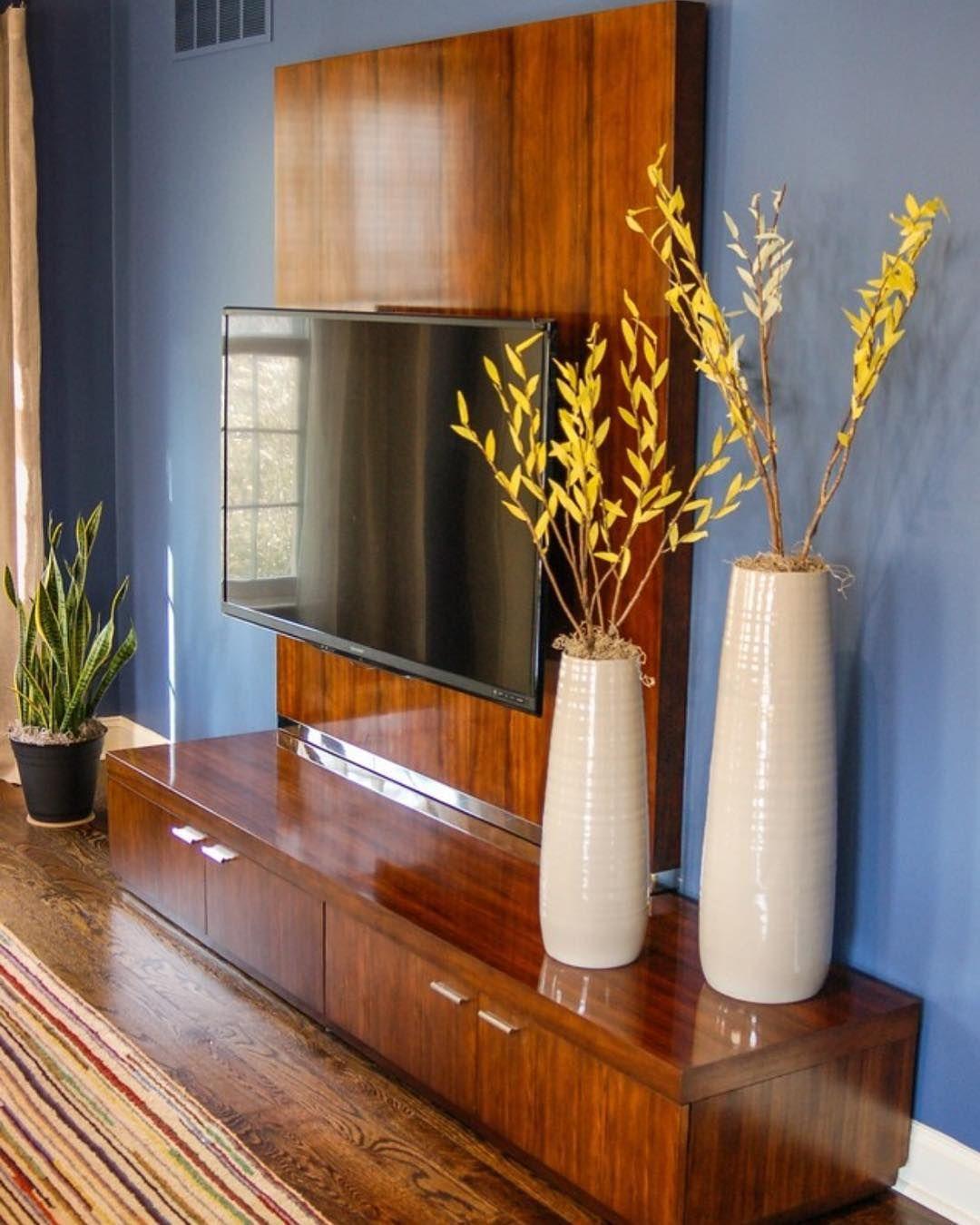 New The 10 Best Home Decor With Pictures خلفية التلفزيون ولا ابسط من كذا اي منجرة تسويه Living Room Design Modern Living Room Photos Living Room Designs