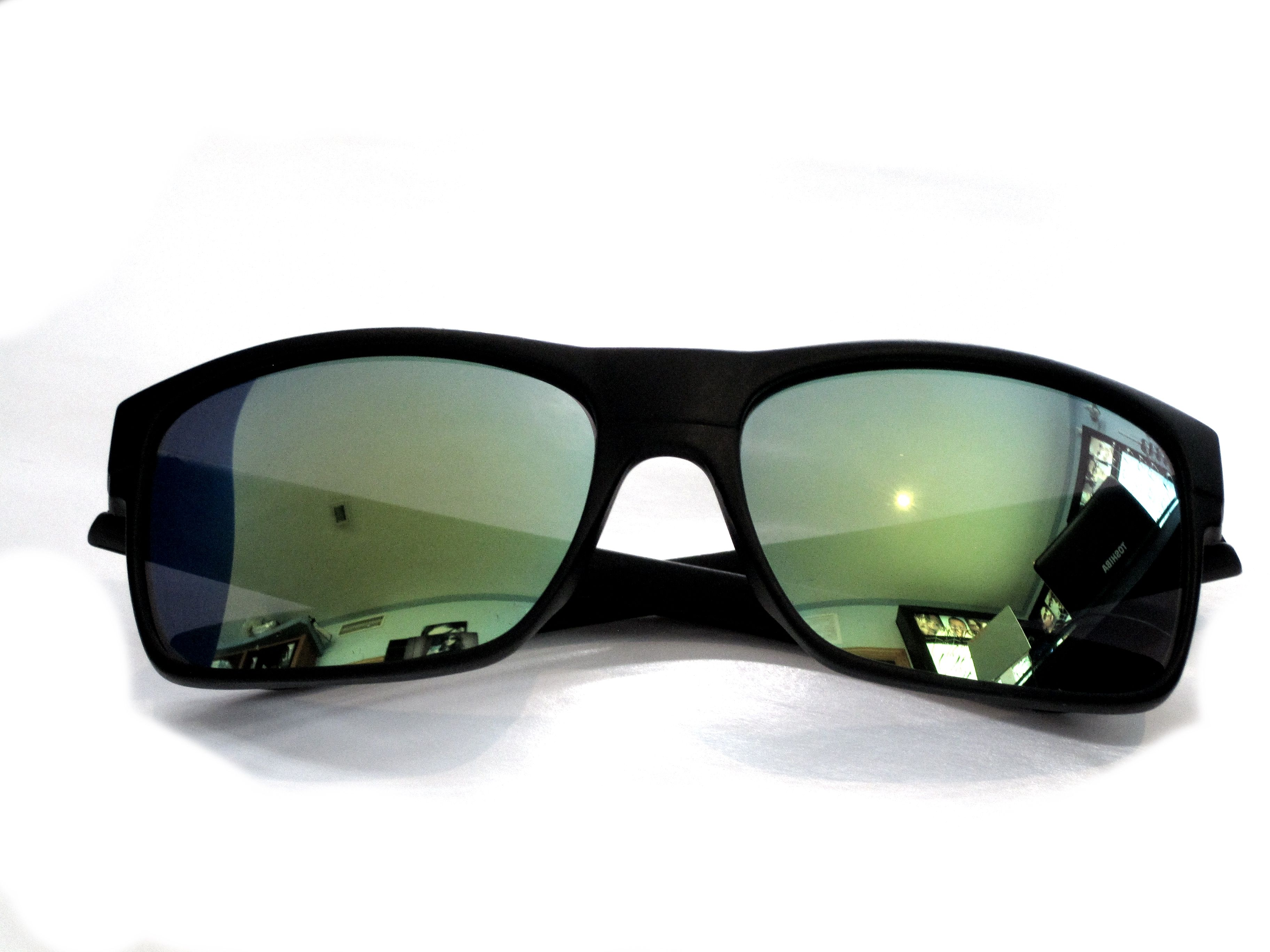 Gafas de sol, modelo LAS VEGAS, monturas de color negro mate, con ...