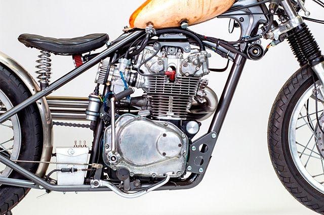 Honda Cb450 Bobber Frame Reviewmotors Co