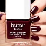Butter London Afters Patent Shine 10x Nail Lacquer - Afters (Patent Shine 10x) / Butter London