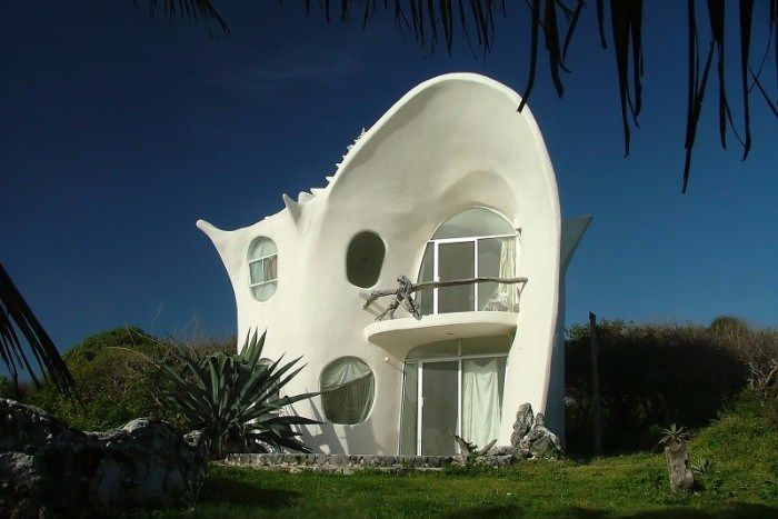 23 Of The Most Unique Homes In The World Home Magez Unusual Homes Small House Design Architecture Exterior Stone