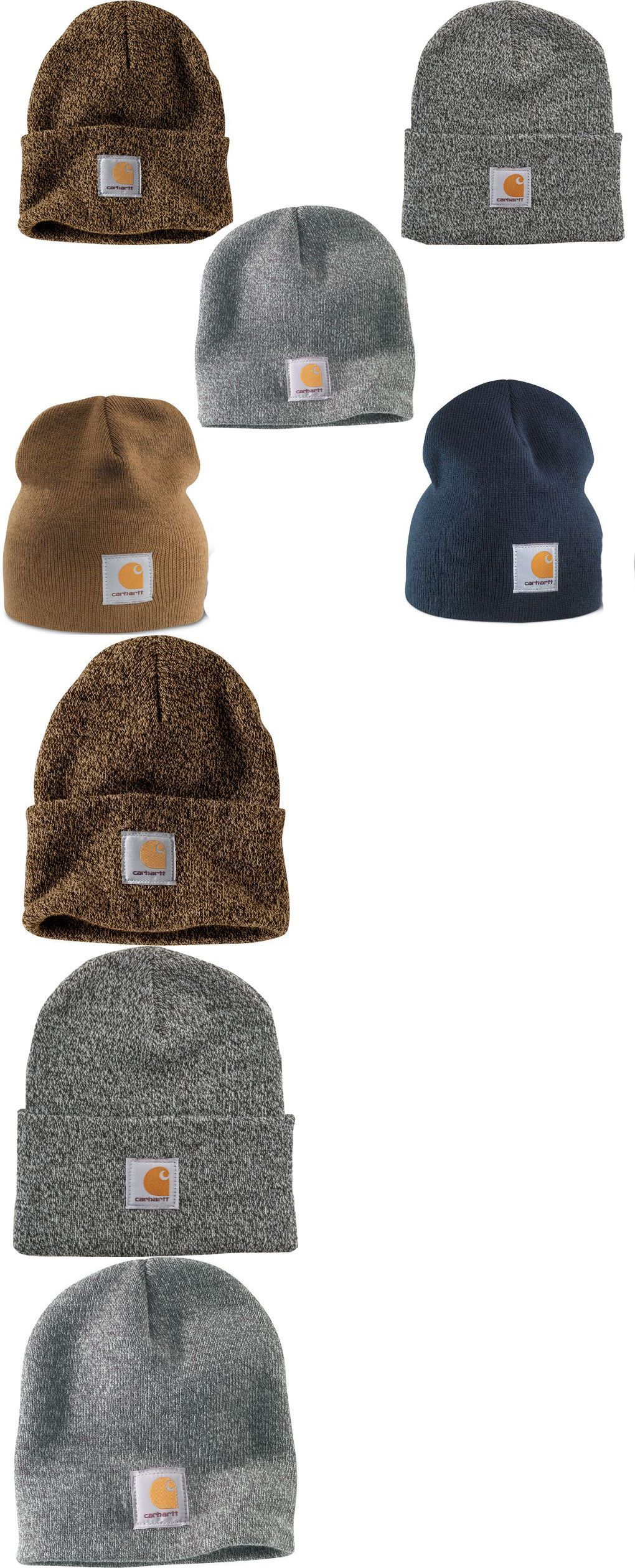 9c364c537ea5b2 Hats 52365: Carhartt Men S Acrylic Knit Stocking Cap Hat Beanie New 5  Colors To Choose From -> BUY IT NOW ONLY: $13.49 on #eBay #carhartt  #acrylic #stocking ...