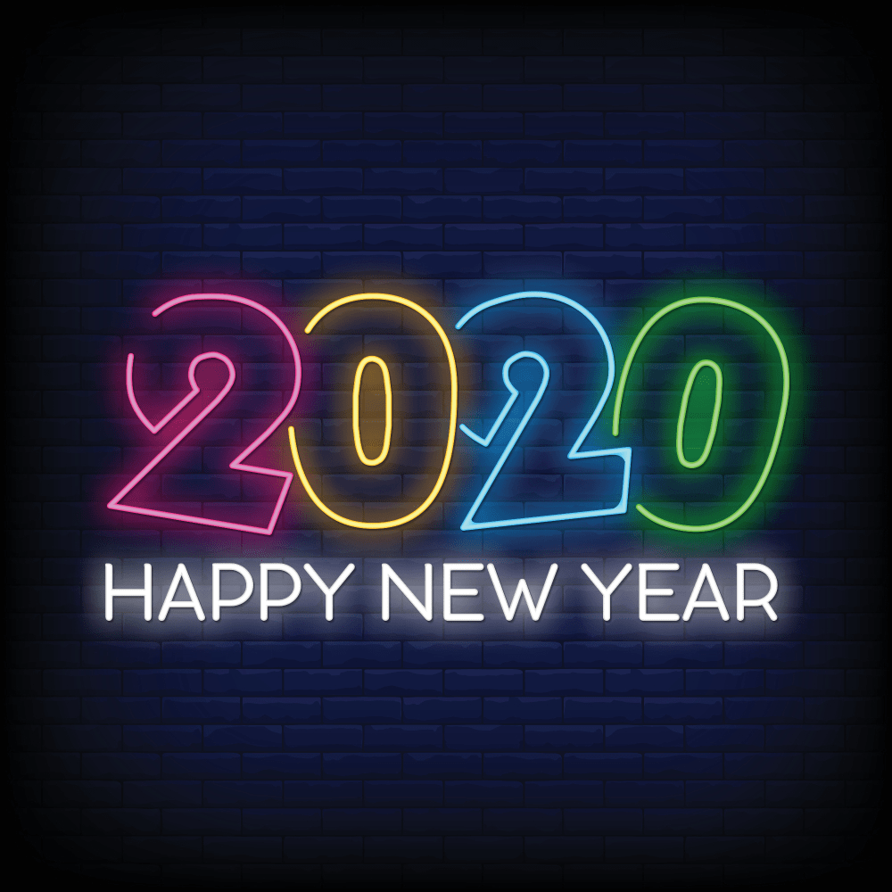 Happy New Year 2020 Images and Wallpapers #2020quotes