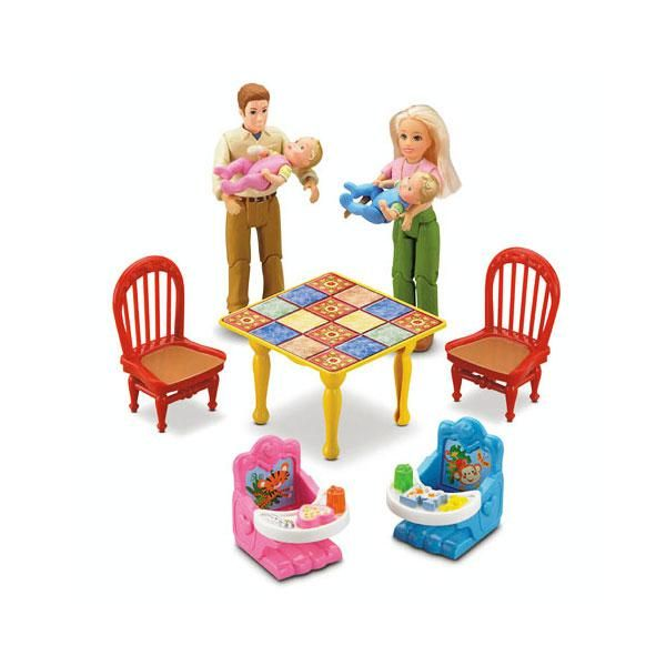 Fisher Price Dollhouse Accessories Loving Family Grand With Backyard Dolls