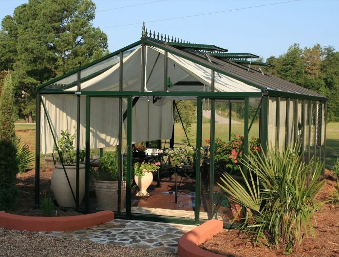 Build Your Own Victorian Greenhouse