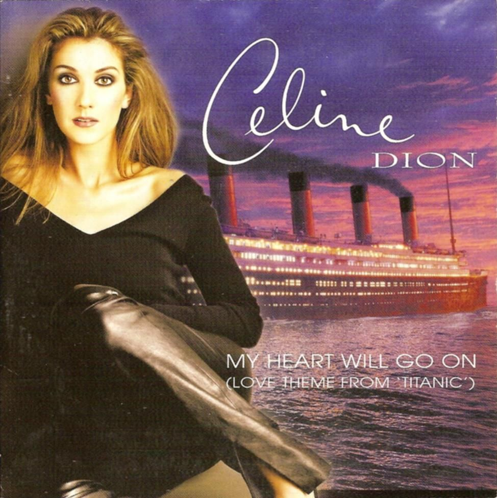 my heart will go on Find a celine dion - my heart will go on - the remixes first pressing or reissue  complete your celine dion collection shop vinyl and cds.