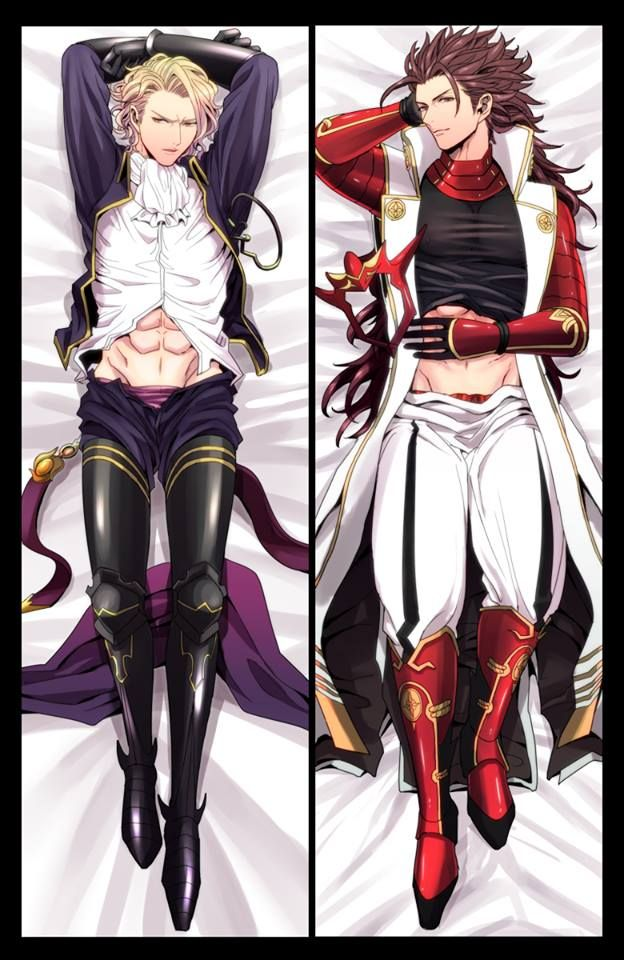 Fire Emblem Fates Dakimakura Xander Ryoma Anime Hugging Body Pillow Case Cover
