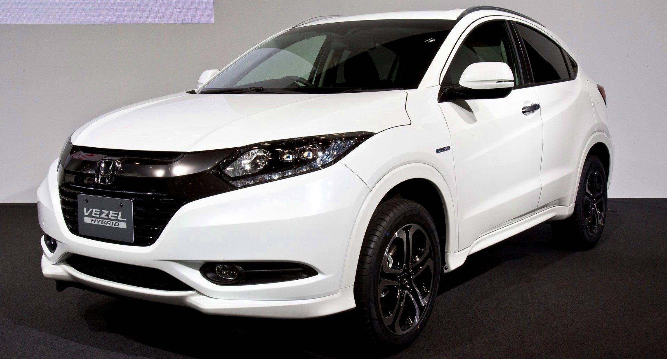Honda vezel hybrid previews possible 2015 civic cuv 2014 civic honda and honda hrv