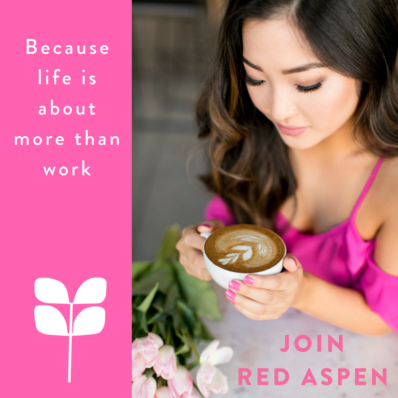Pin by Becky Carr on Red Aspen Indie beauty brands