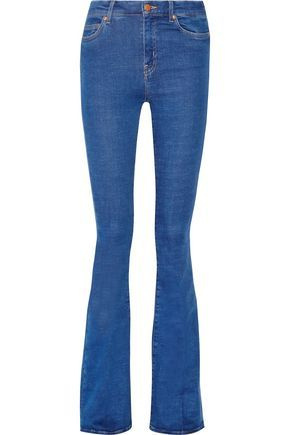 Cheap Very Cheap M.i.h Jeans Woman Mid-rise Flared Jeans Mid Denim Size 25 Mih Jeans Clearance Supply gRHcySut