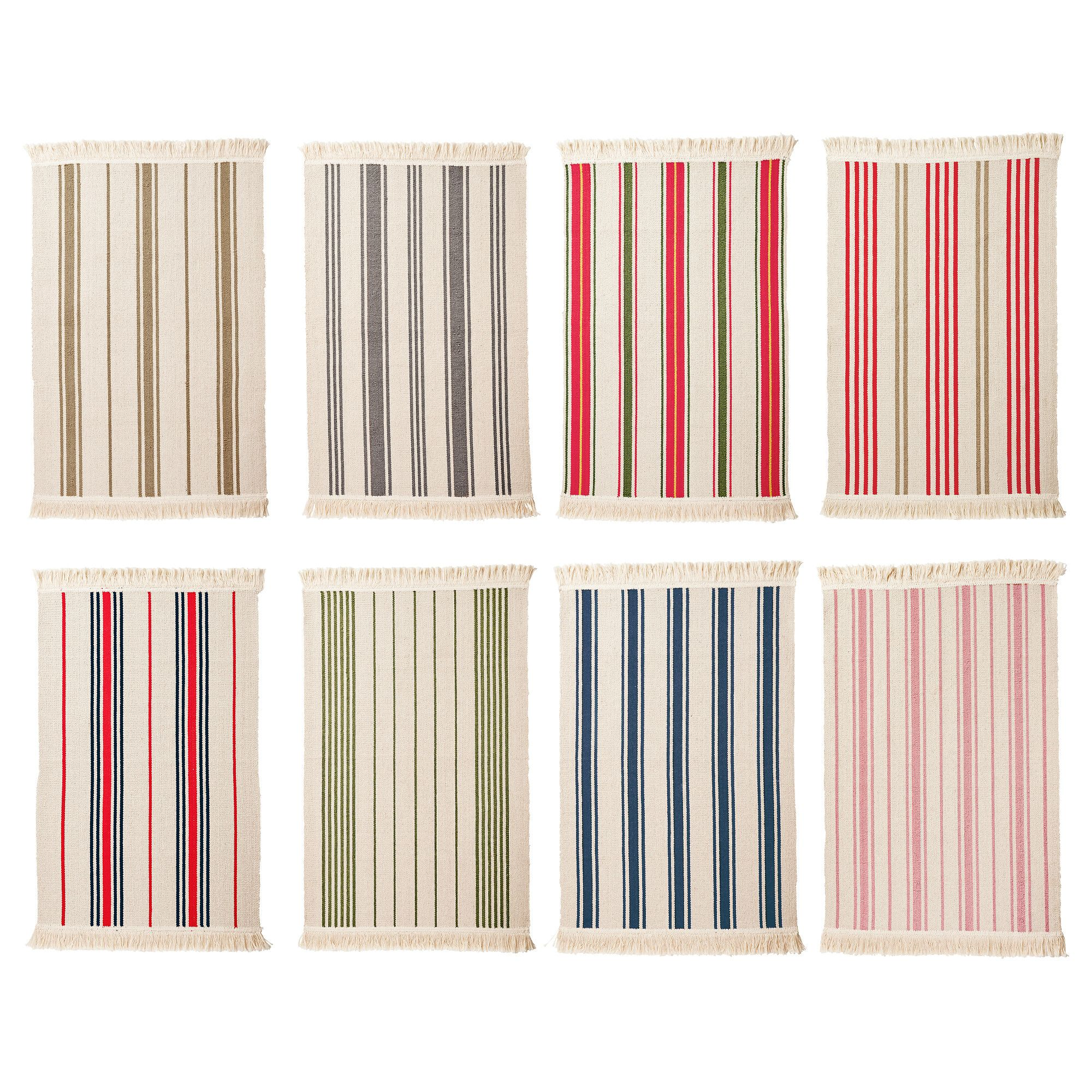 SIGNE Teppich flach gewebt, versch. Farben | Ikea, Teppiche und Weben