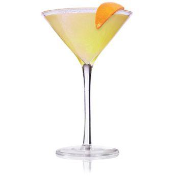 Velvet Martini | Patrón Tequila