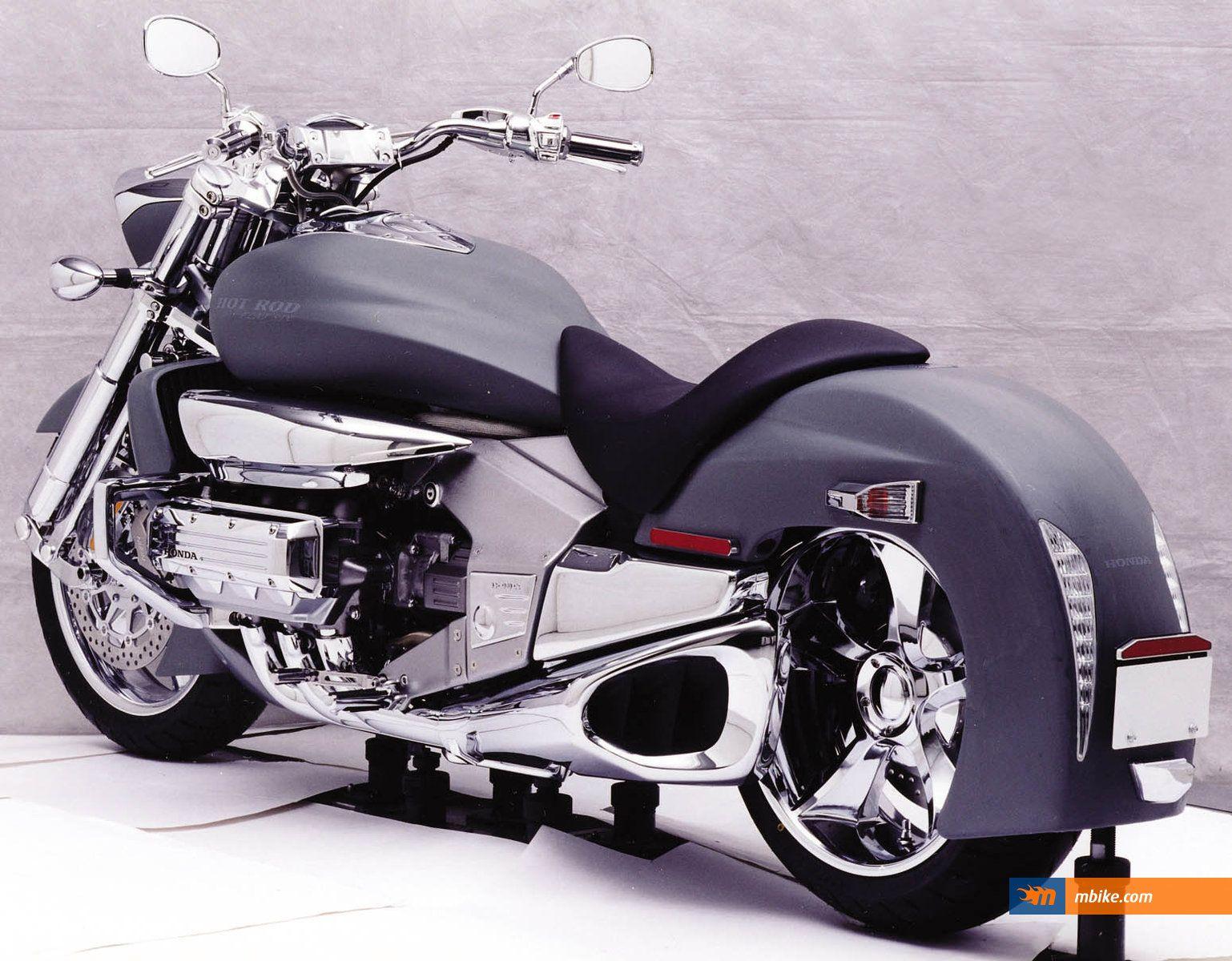 honda valkyrie | 2004 Honda Valkyrie Rune Wallpaper - Mbike.com ...