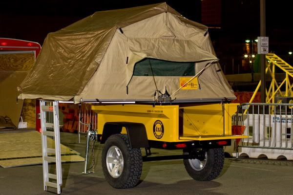 Off Road / Overland / Expedition Trailer / C&ing Trailer - Page 2 -  and Off-Road Forum & Pirate4x4.Com : 4x4 and Off-Road Forum | karavan | Pinterest ...
