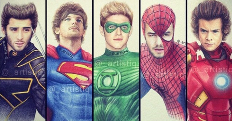 Our super heros