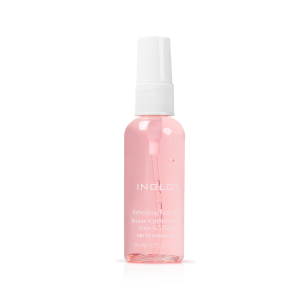Inglot Refreshing Face Mist In 2020 Face Mist Mists Moisturizer For Dry Skin