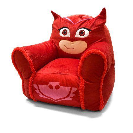 PJ Masks Owlette Bean Chair