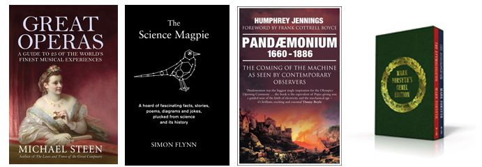 Check out Christmas gift suggestions from Icon Books! After all, what better gift than a book?