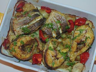 Creative Home Cooking With Ibty: Baked Coley