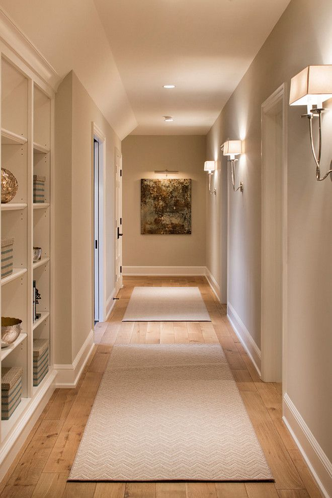 This wall color is benjamin moore alaskan skies hendel homes vivid interior design  danielle loven also hall by antonio virga architecte if you re worried  large red area rh pinterest